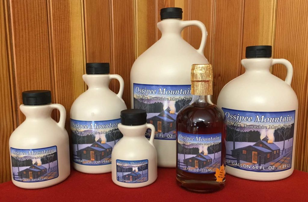 Single Source NH Maple Syrup