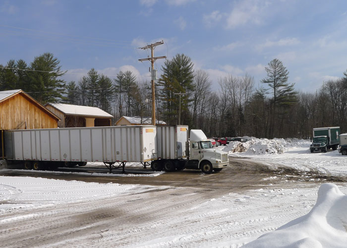 Wholesale purchase of firewood
