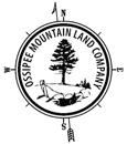 Ossipee Mountain Land Company Logo